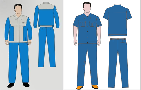 Mách bạn những loại đồng phục bảo hộ lao động phổ biến nhất hiện nay